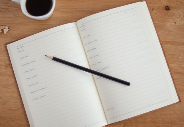 Why A Food Journal Is Important