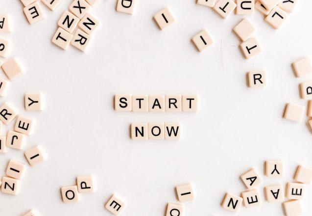 Don't Overthink It - Just Start